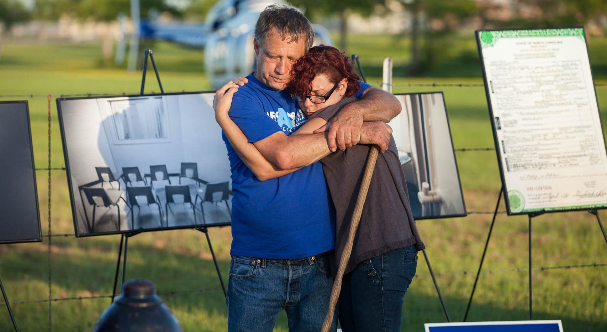 Arkansas executions photo essay