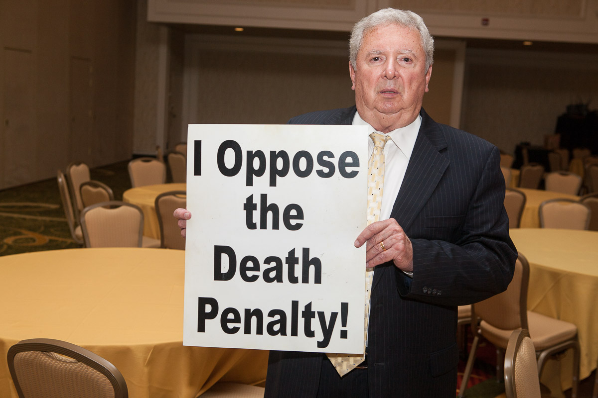 Allen Ault (Georgia Death Row Warden) opposes the death penalty and executions
