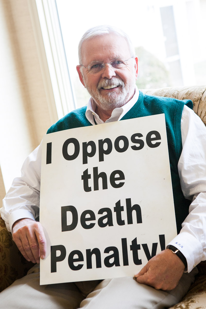 Ron McAndrew (Florida Death Row Warden) opposes the death penalty and executions