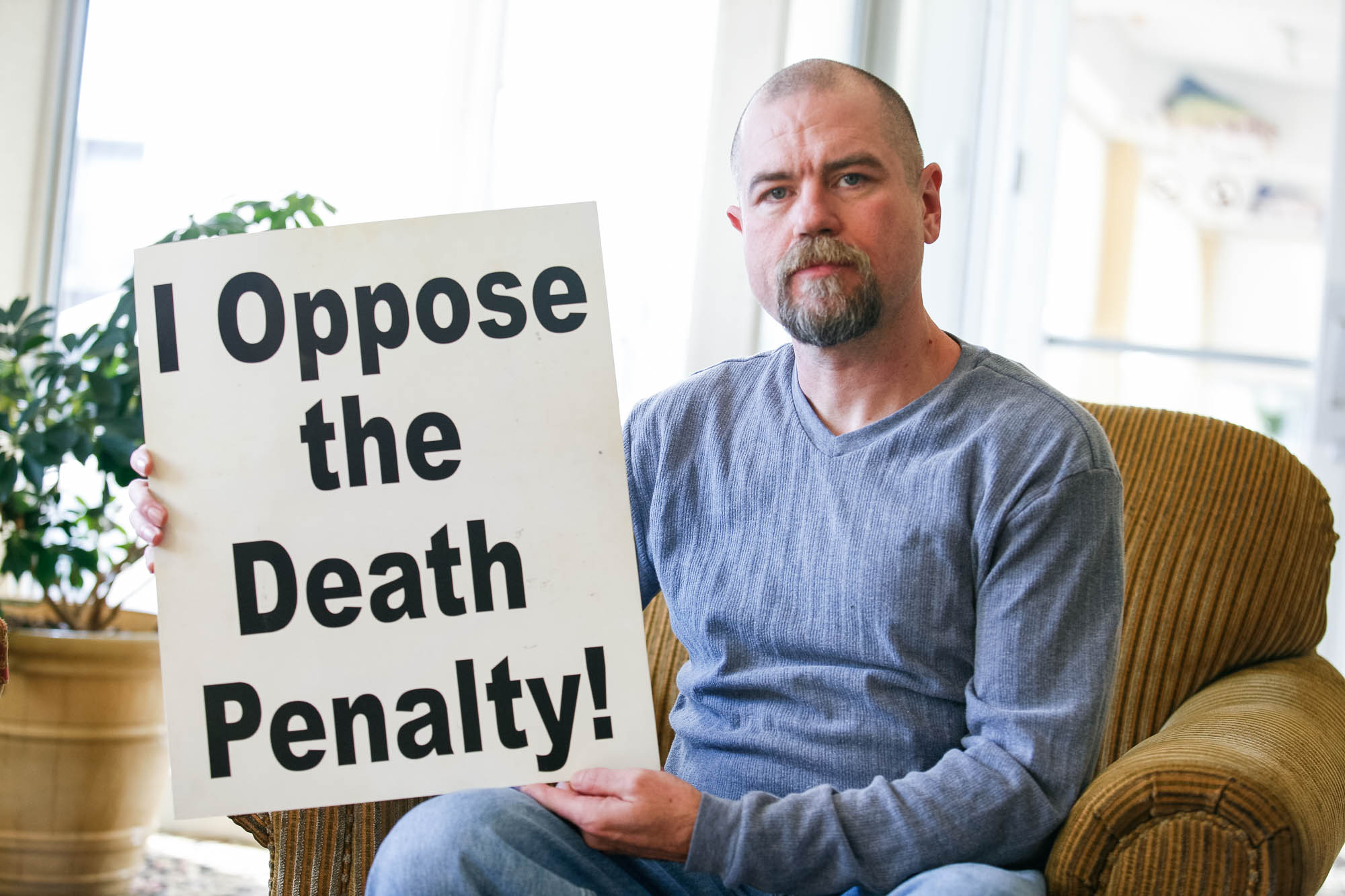 Curtis McCarty - Oklahoma - death row innocent, wrongful conviction, exonerated