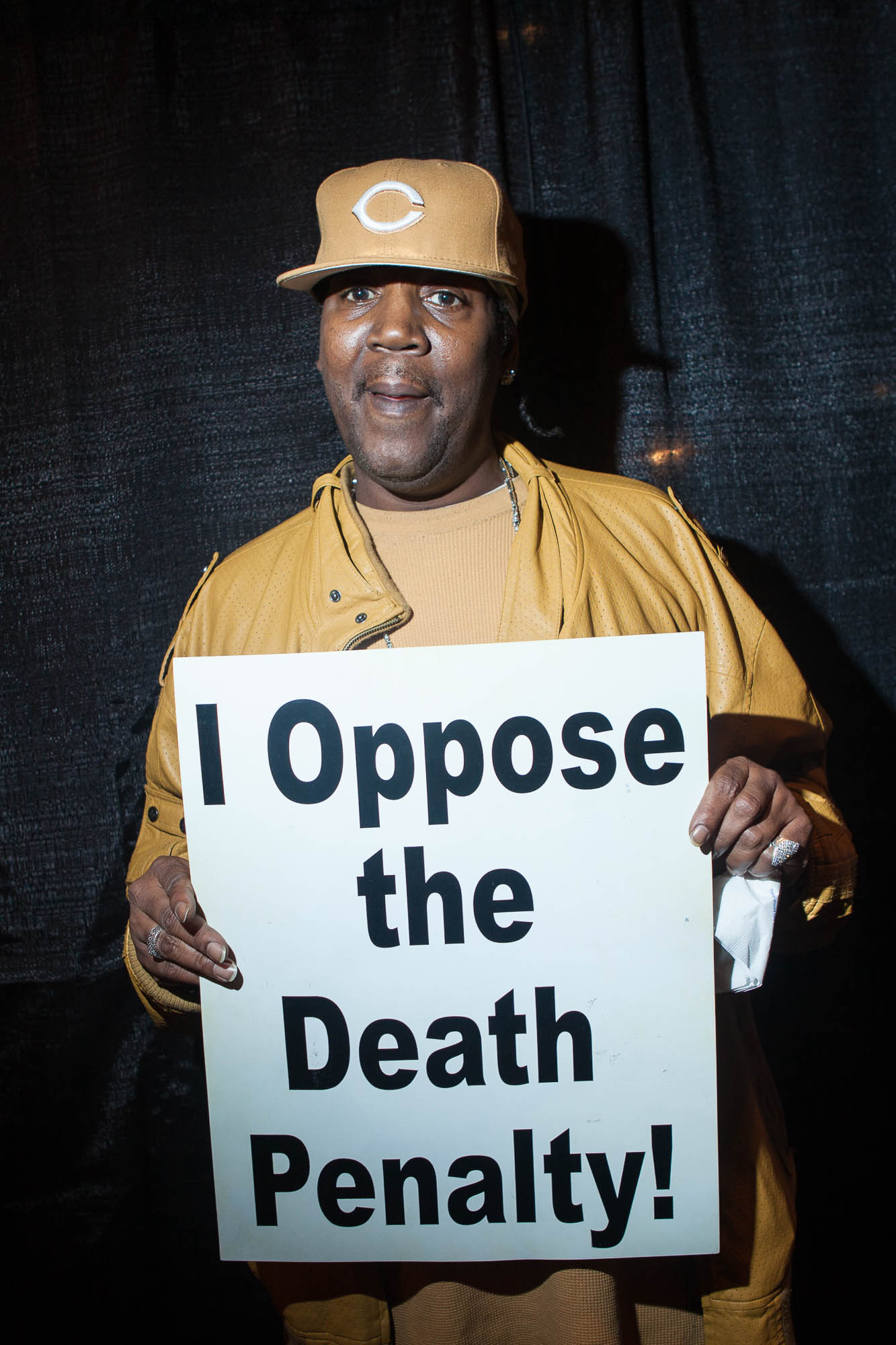 Derrick Jamison - Ohio - death row innocent, wrongful conviction, exonerated