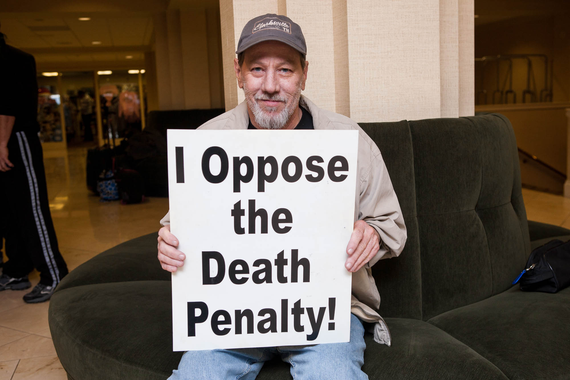 Gregory Wilhoit - Oklahoma - death row innocent, wrongful conviction, exonerated