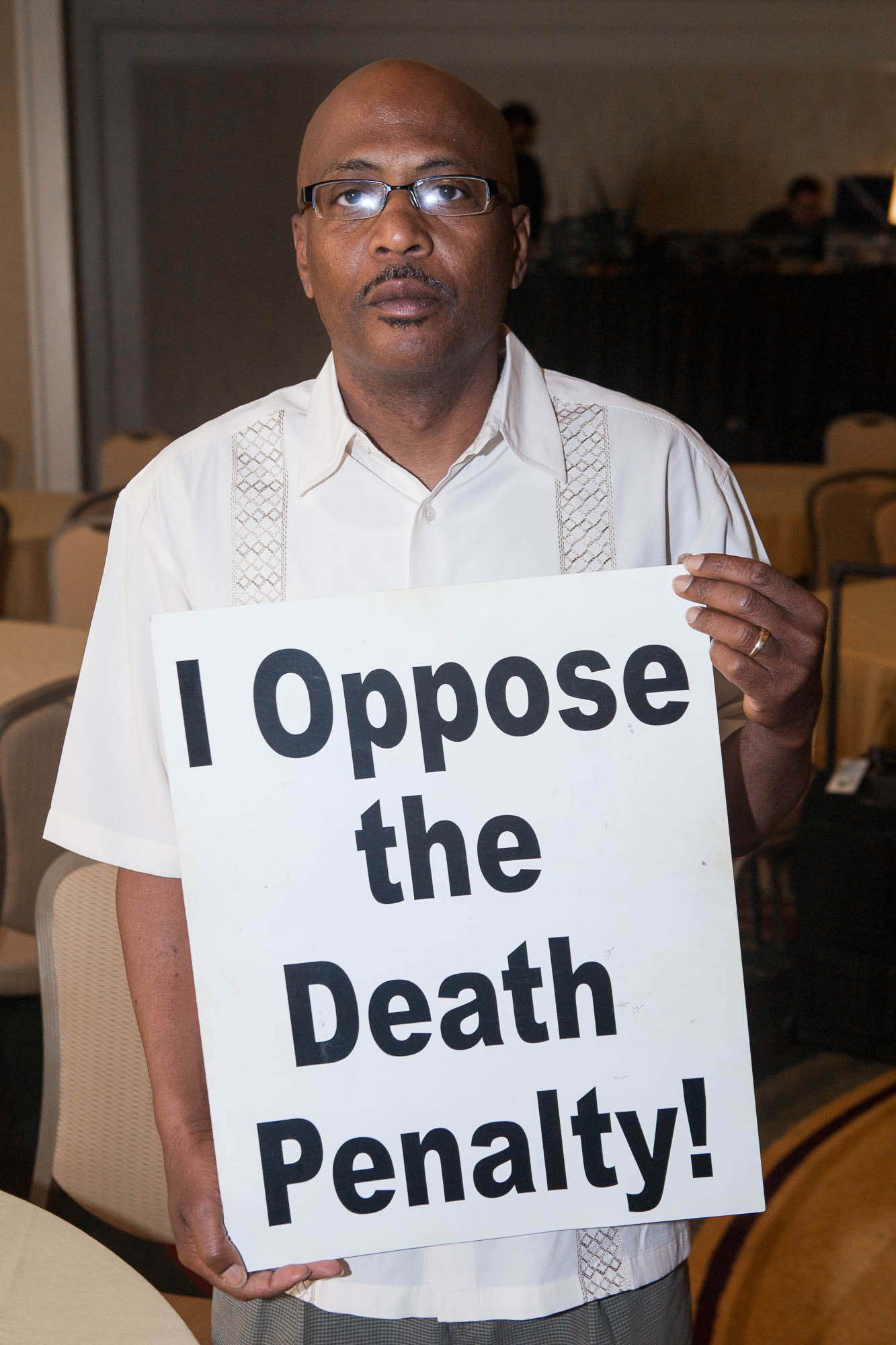John Thompson - Louisiana - death row innocent, wrongful conviction, exonerated