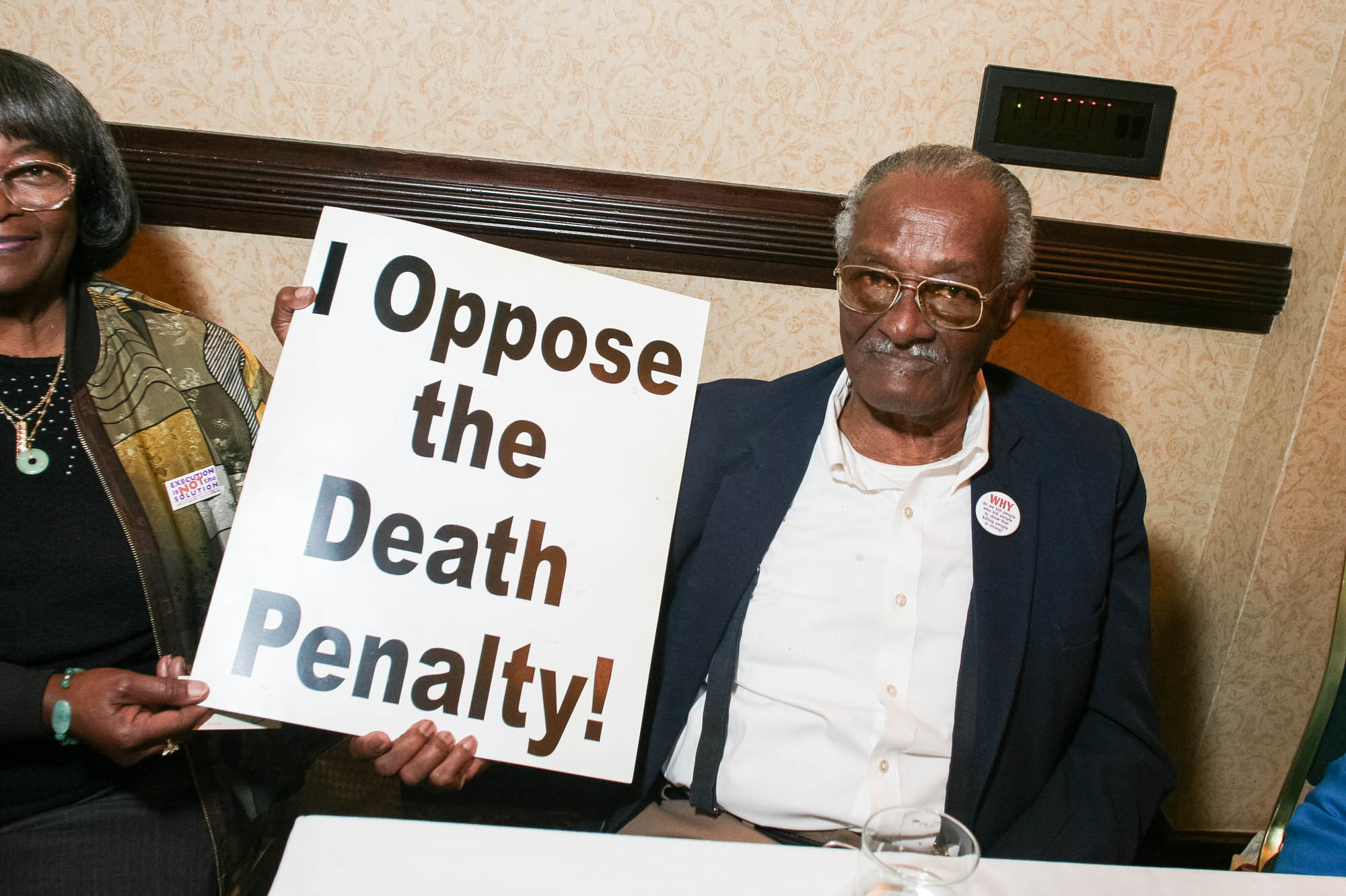 Maurice Bickman - Furman release - Louisiana - death row innocent, wrongful conviction, exonerated