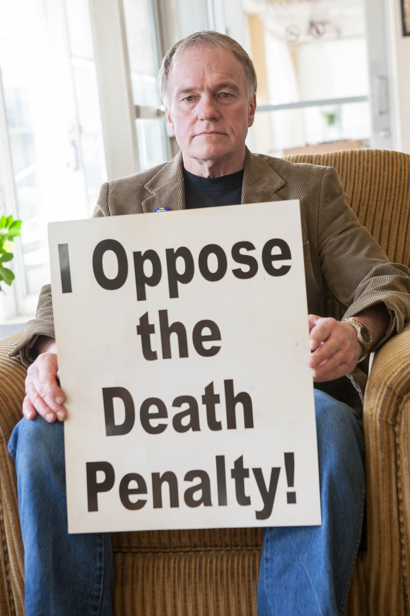 "Gordon ""Randy"" Steidl - Illinois - death row innocent, wrongful conviction, exonerated"