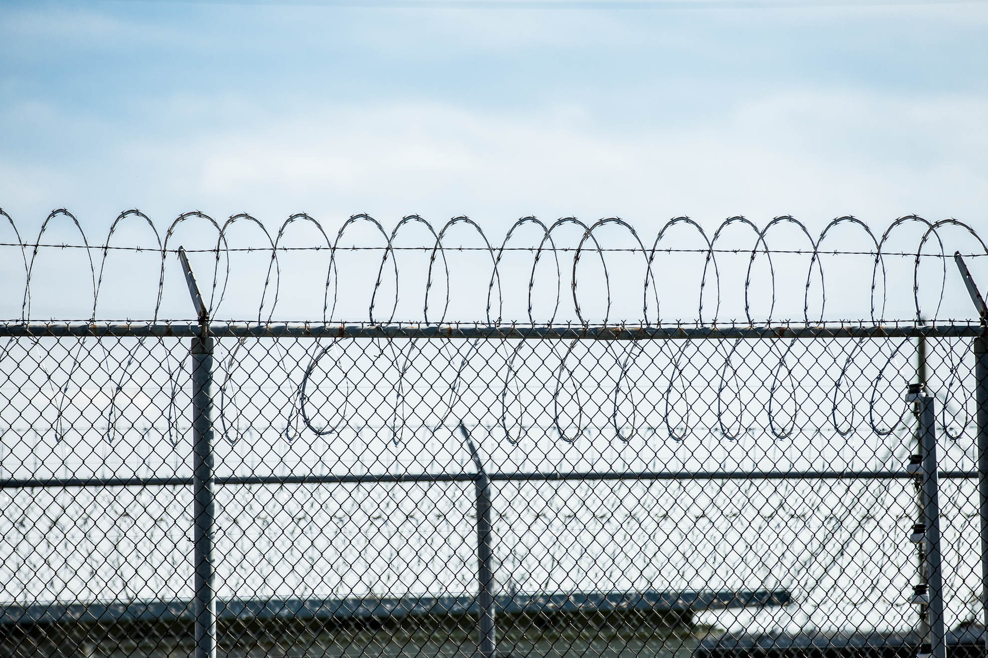 death penalty, death row, prison, fencing wire, arkansas