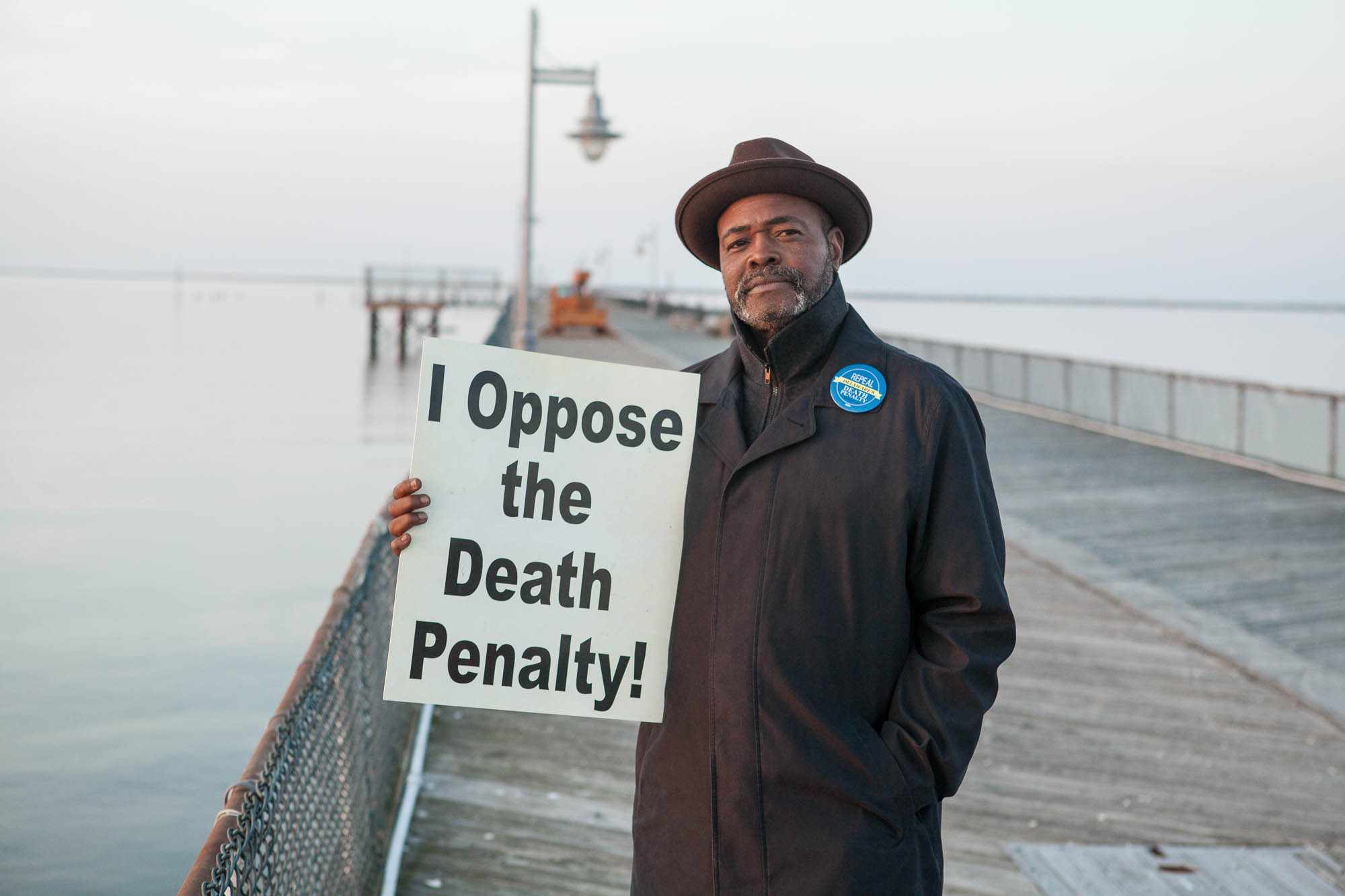 Kwame Ajamu - Ohio - death row innocent, wrongful conviction, exonerated
