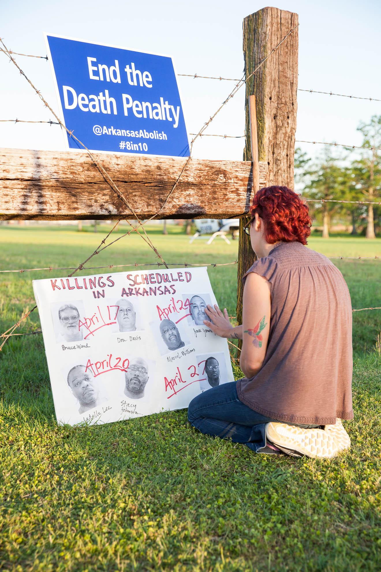 death penalty, photography, photos, executions, prisons, documentary, arkansas