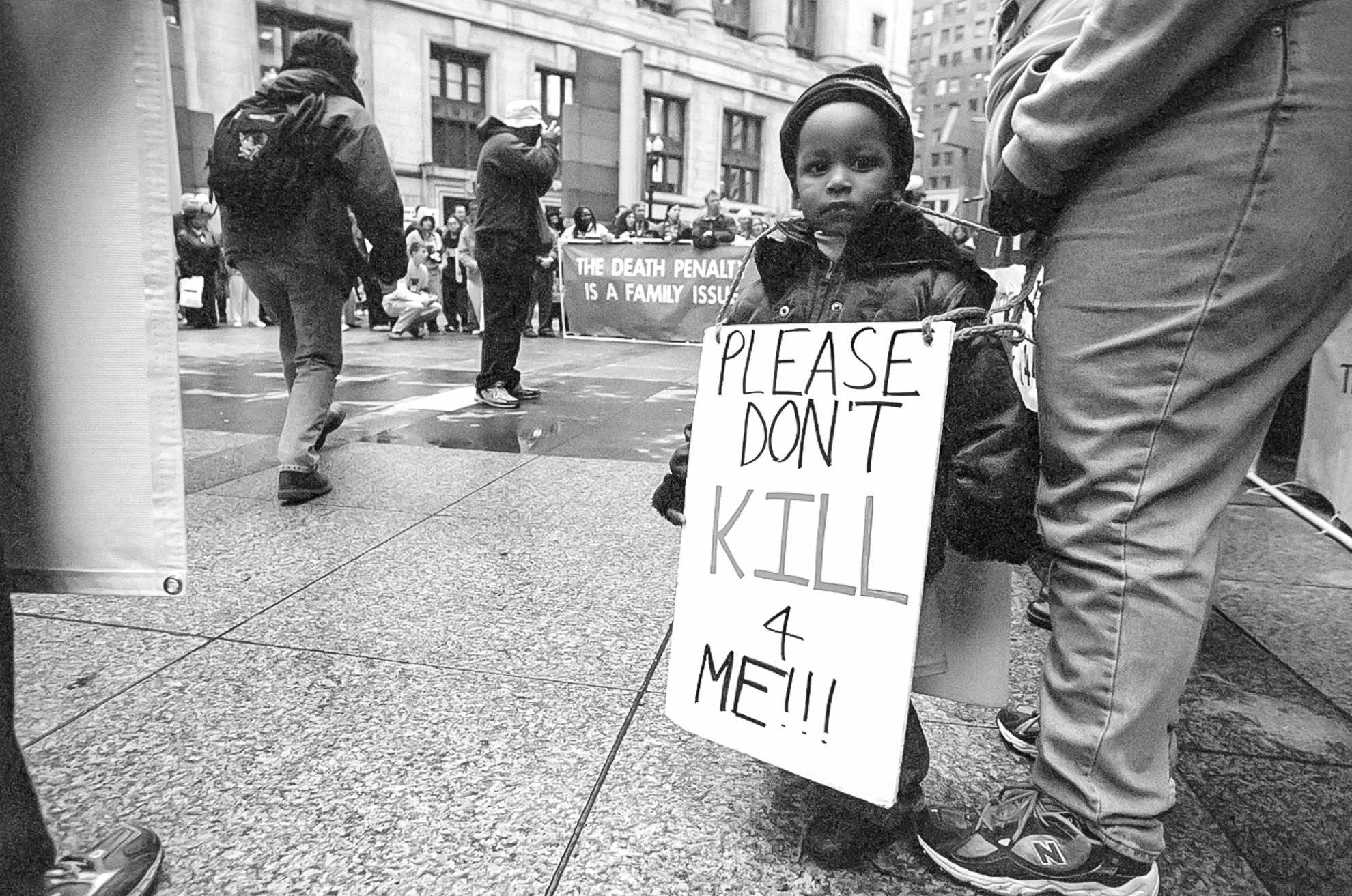 death penalty, photography, photos, execution, prison, documentary, north carolina, protest, chicago, children, kids