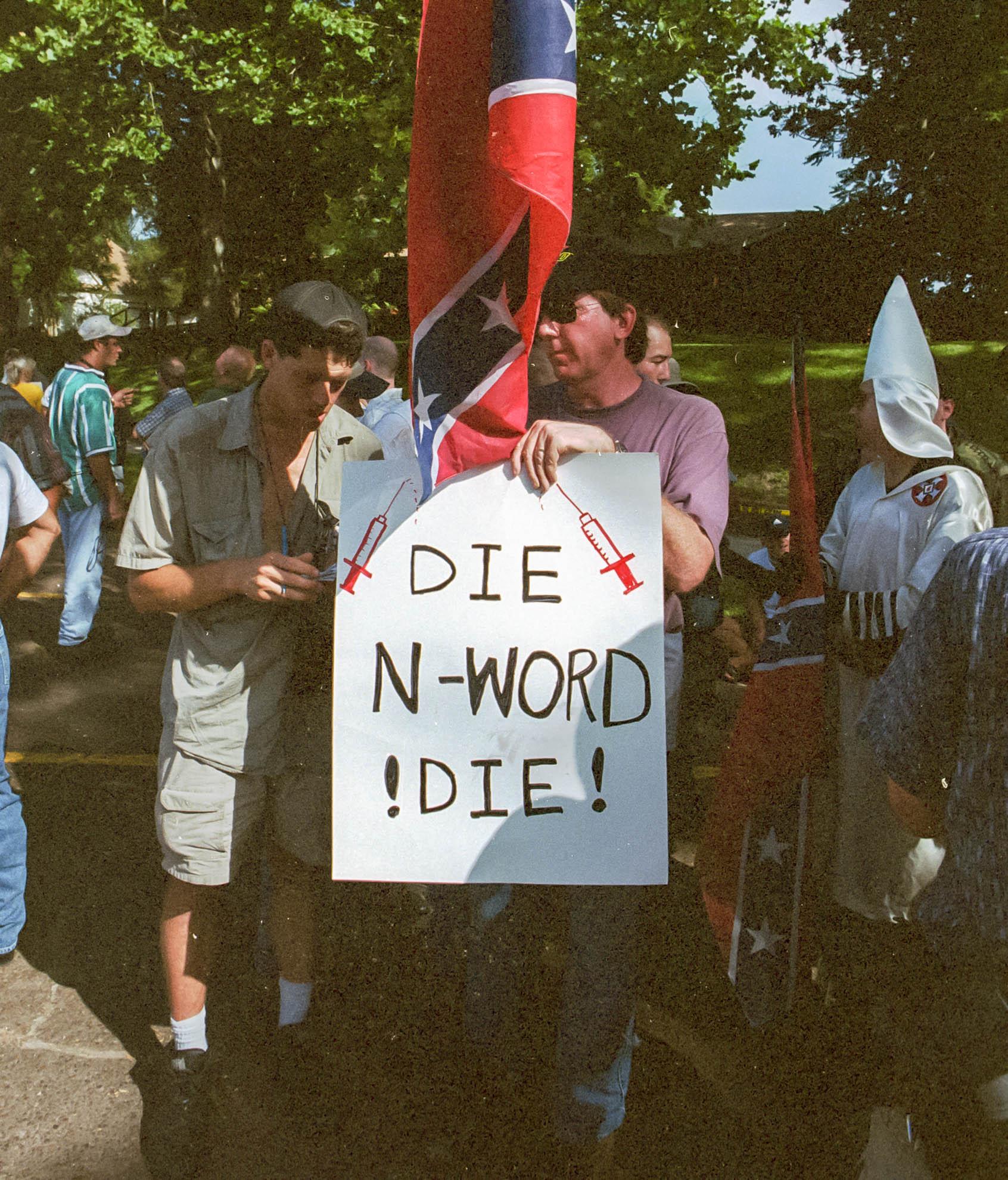 death penalty, photography, photos, execution, KKK, documentary, texas, huntsville, protest, support, pro, gary graham, race