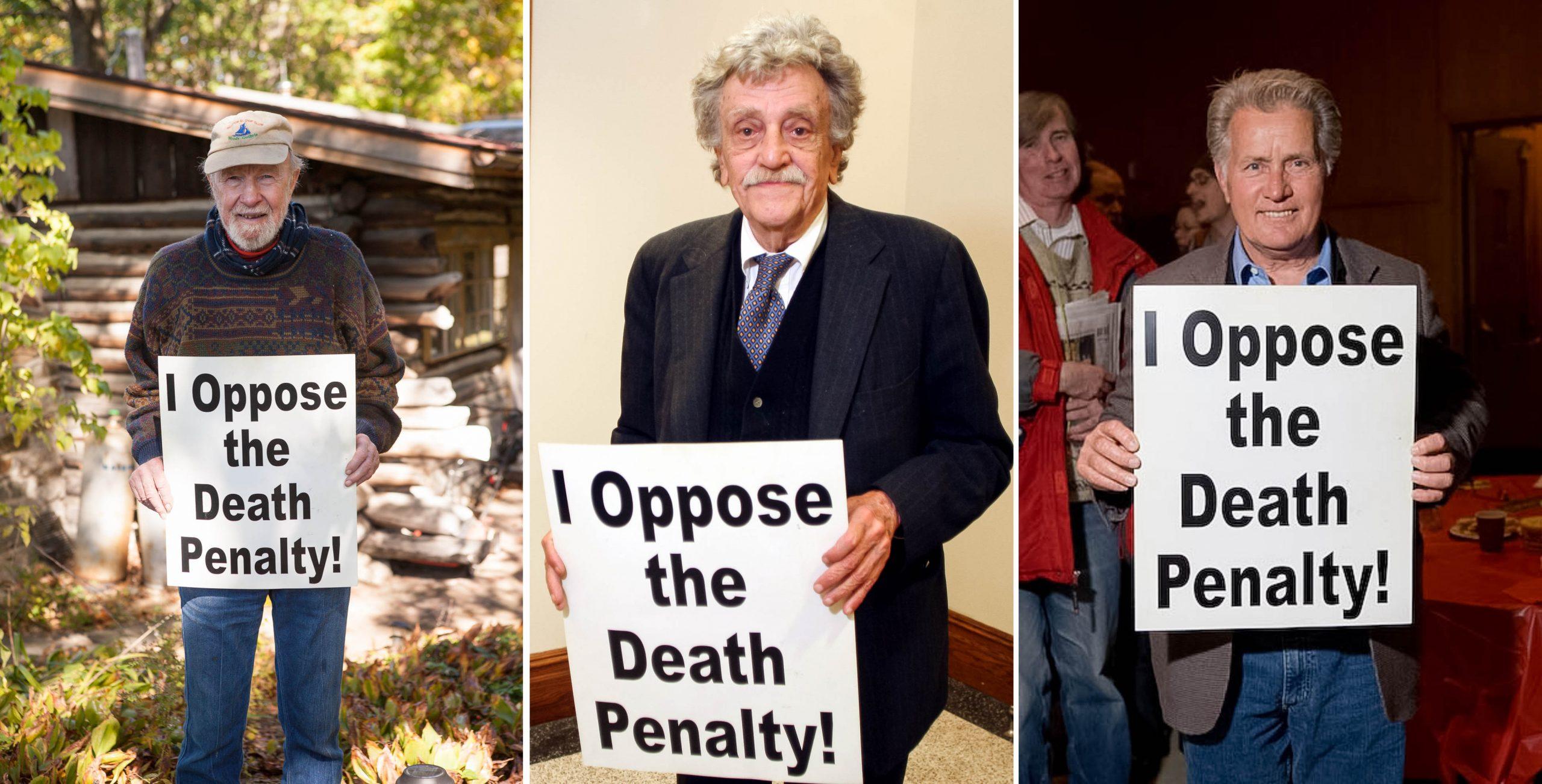 death penalty, photography, photos, execution, documentary, celebrity, activist, portraits, pete seeger, kurt konnegut, martin sheen